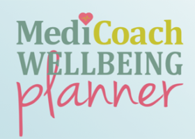 MediCoach Coaching Wellbeing Planner
